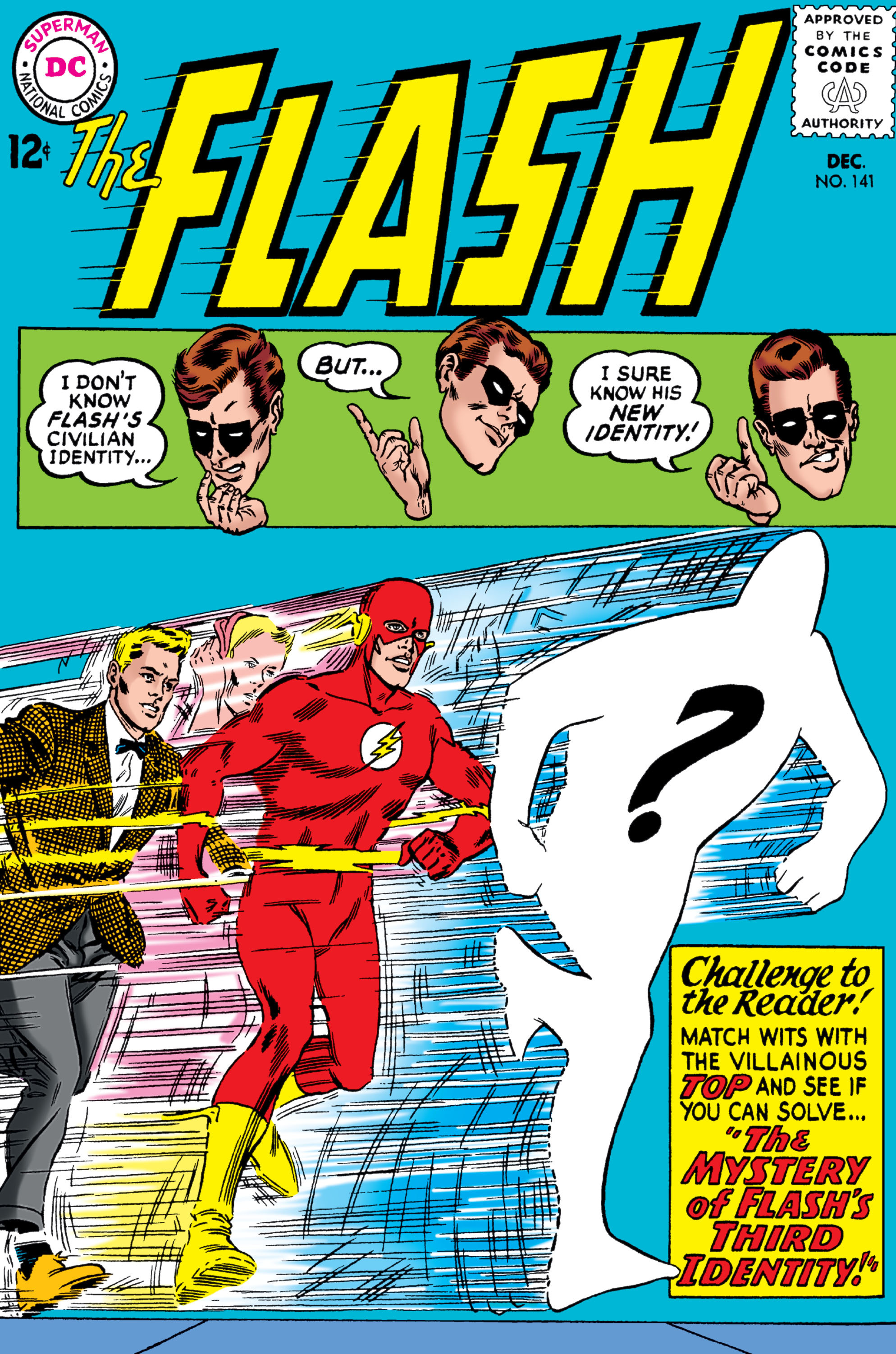 The Flash (1959) 141 Page 1