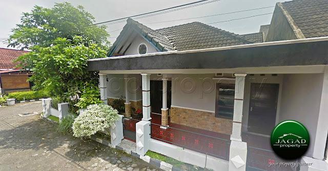 Rumah dalam Perum dekat Kampus ISI