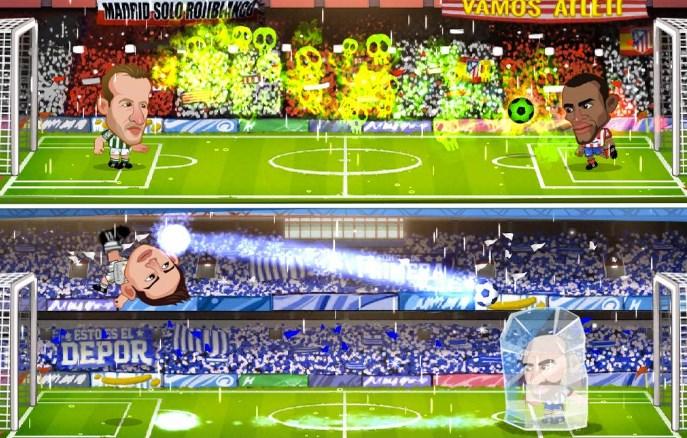 Free Download Head Soccer La Liga 2017 Mod Apk v3.1.0