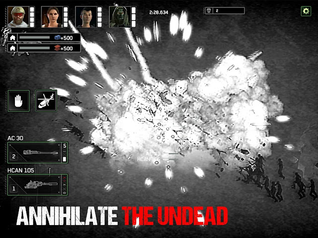 Zombie Gunship Survival v1.3.7 MOD