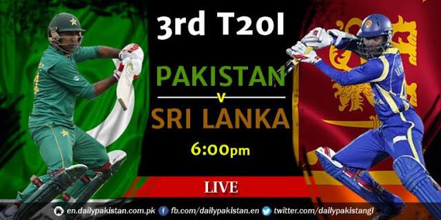 Pakistan clinch T20I series against Sri Lanka