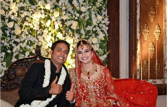 Wedding pictures of Pakistani celebrities | TheNewsTribe