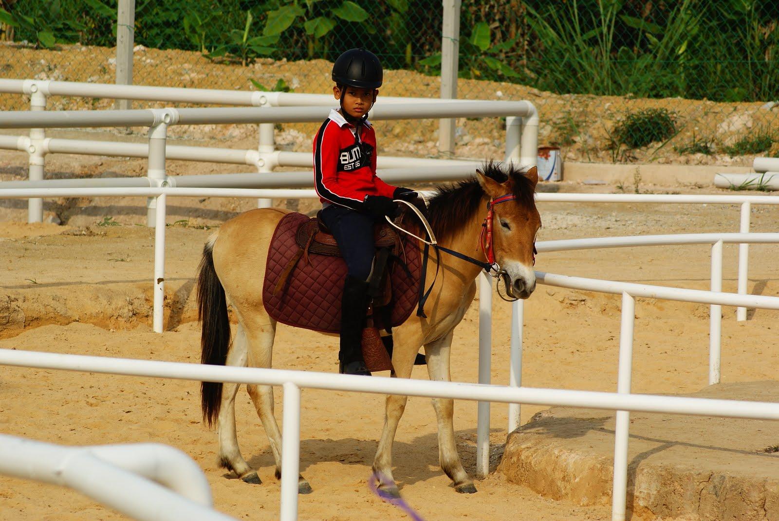 Sg Ramal Horse Riding Club