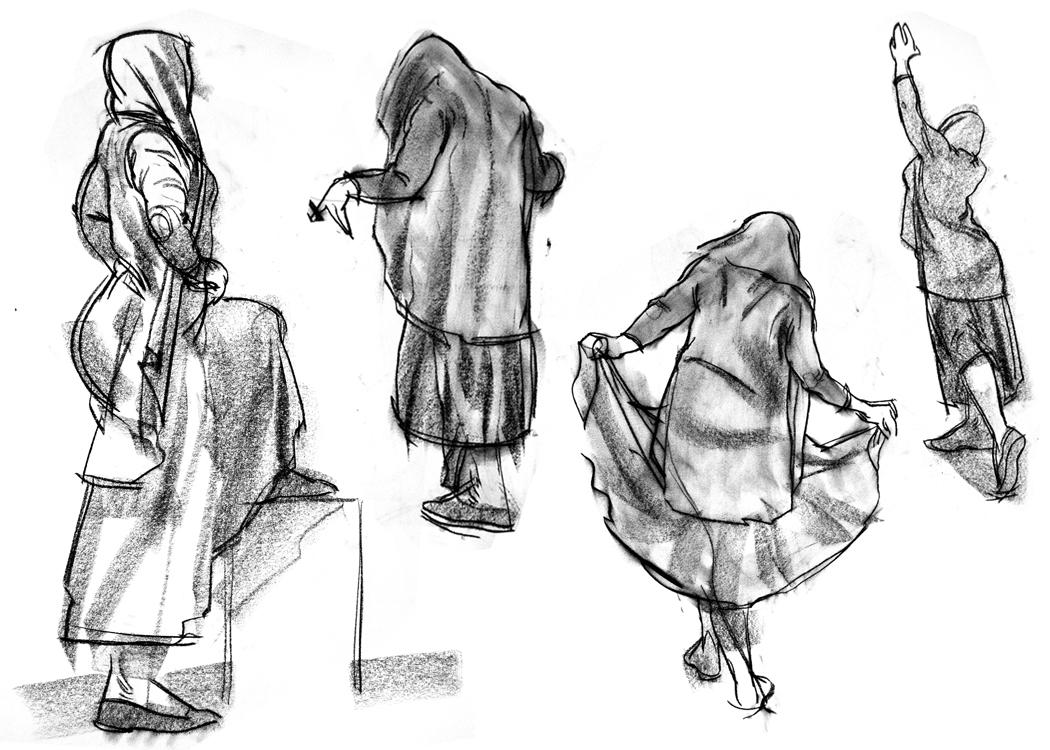 Ben Jelter Art: Cloth