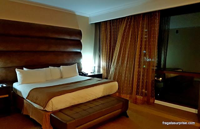 Apartamento do hotel Eurostars Panama City, Cidade do Panamá