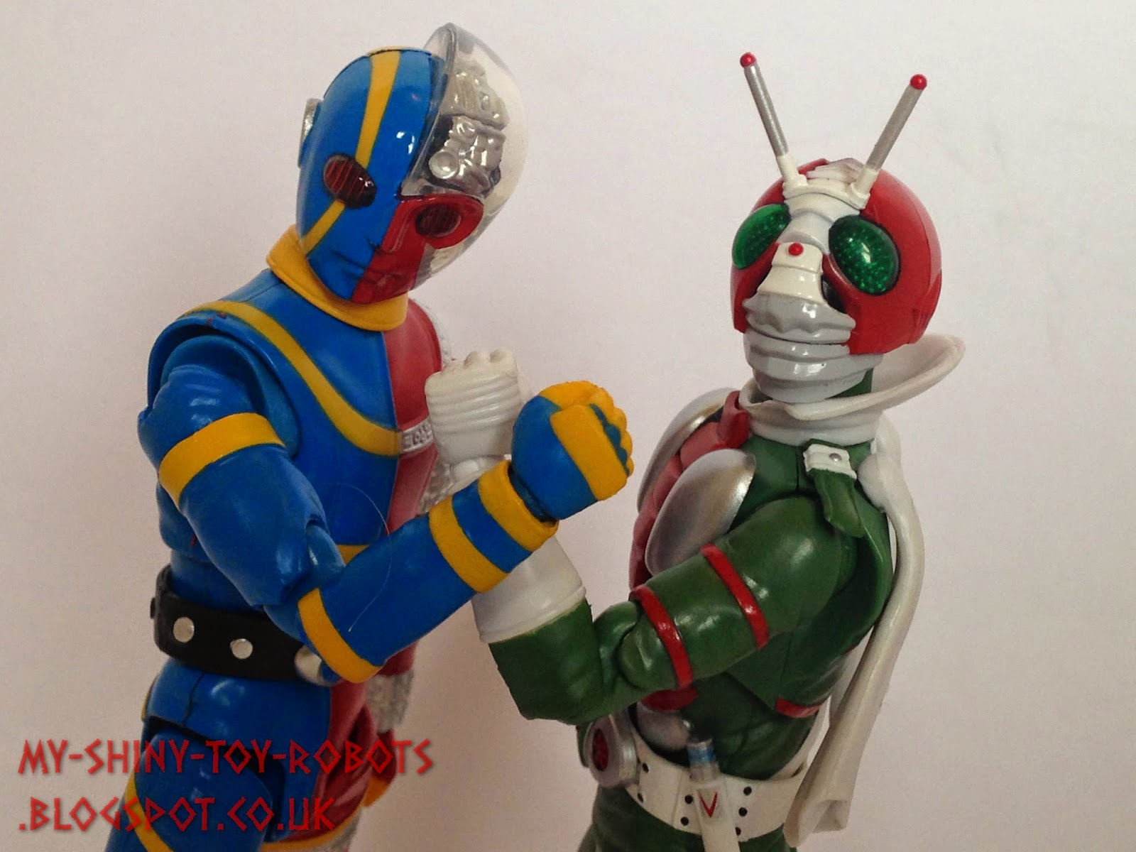 With Kikaider