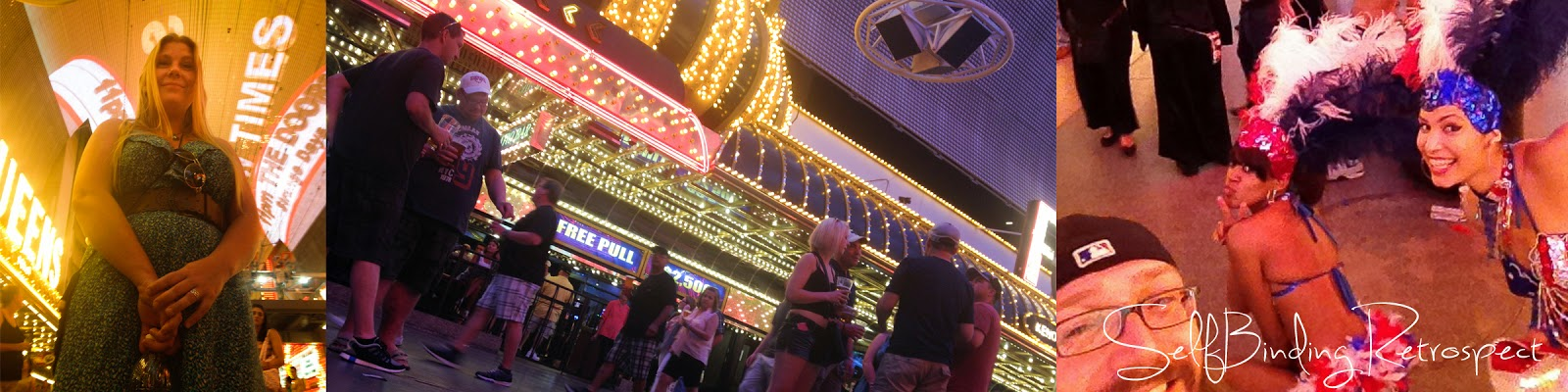 The Sober Girl's Guide To Las Vegas : What To Do In Vegas - SelfBinding Retrospect by Alanna Rusnak