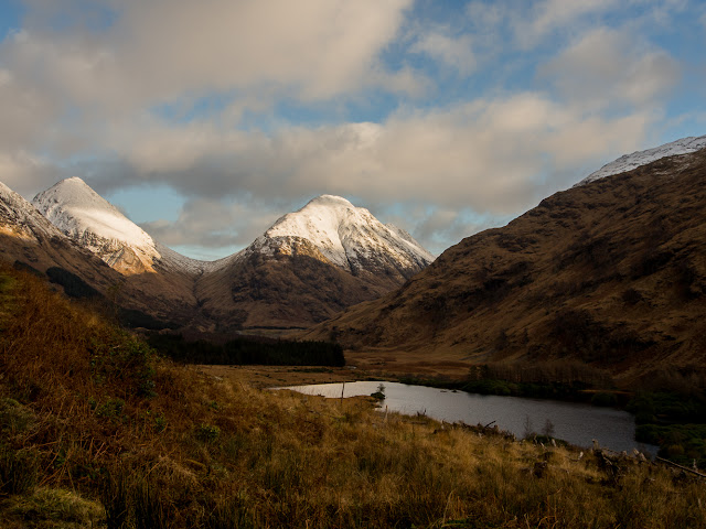 Photo of Glen Etive
