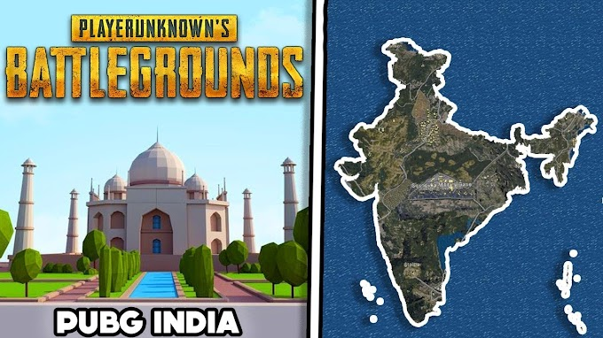 PUBG Mobile Indian Map Development - Finestly