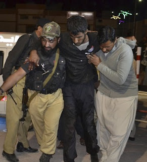 PAKISTAN: 48 Police Trainees Killed In Fresh Attack By Gunmen