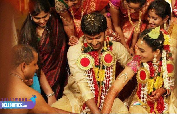 Nani Marriage Photo