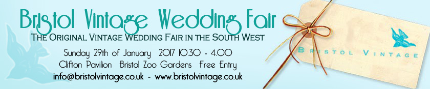 Bristol Vintage Wedding Fair
