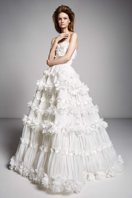 Wedding Gown Glamour: Viktor and Rolf