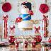 Festa infantil: um luxo de Branca de Neve!
