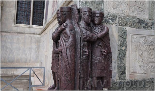 Four Tetrarchs