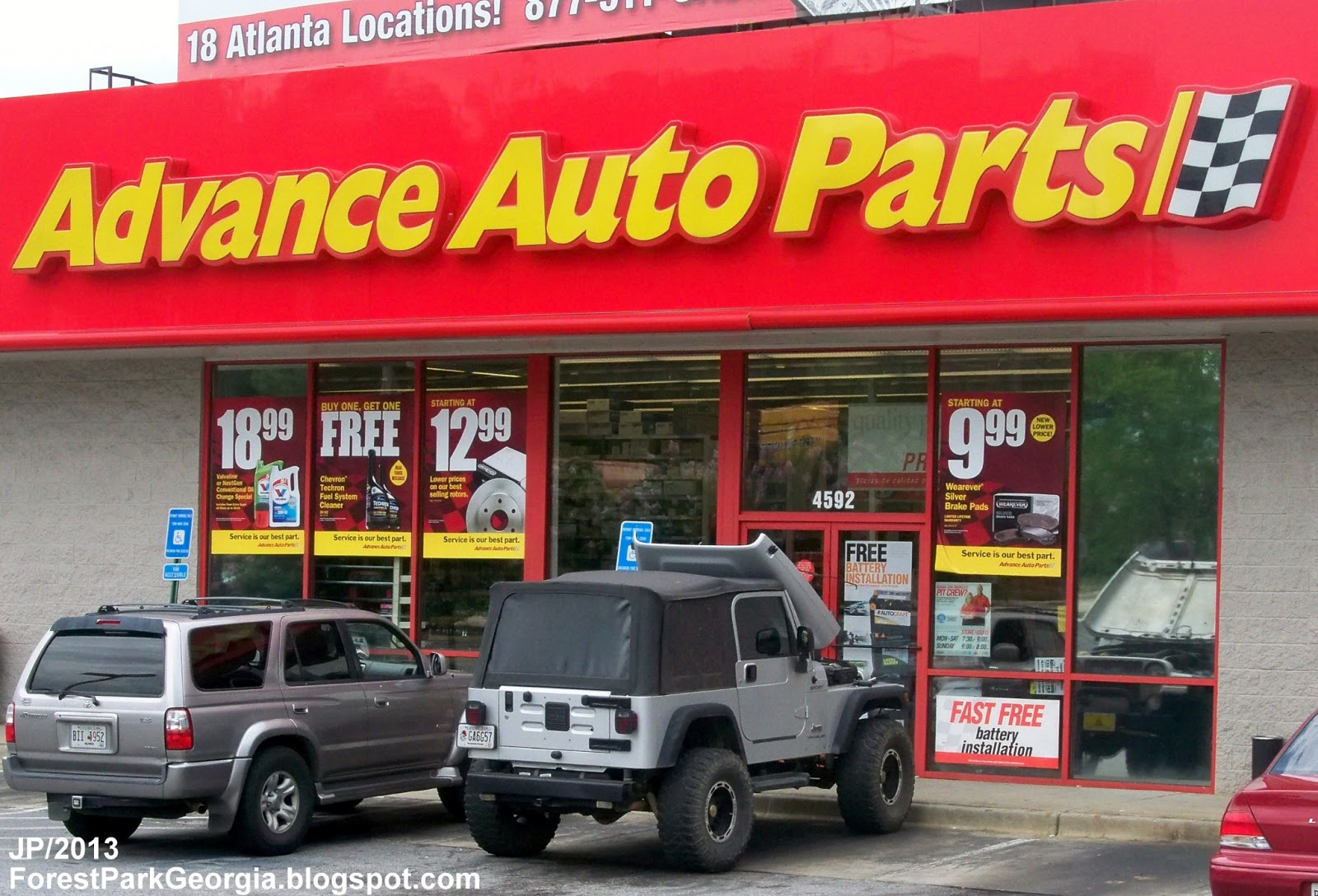 Sell Auto Parts Online Free