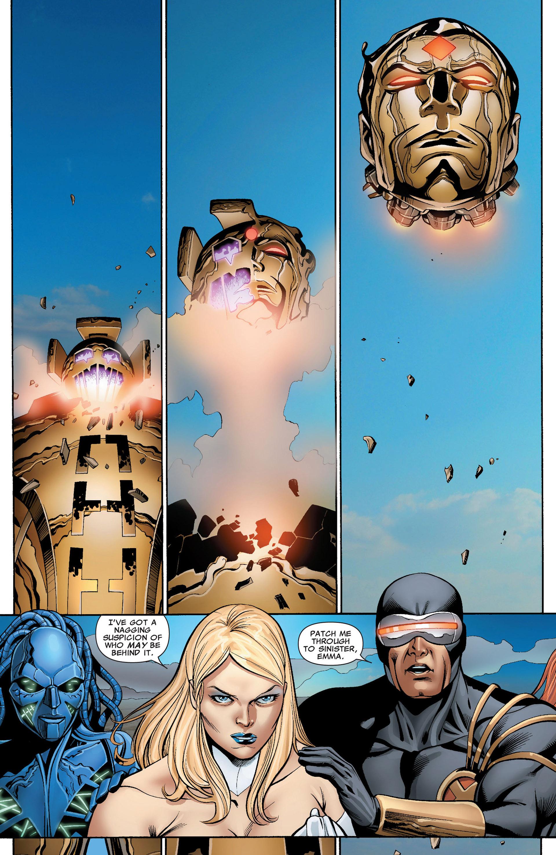 Read online Uncanny X-Men (2012) comic -  Issue #1 - 15