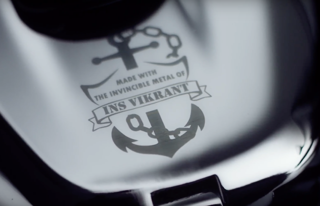 Made-with-the-invincible-metal-of-the-INS-Vikrant-decal