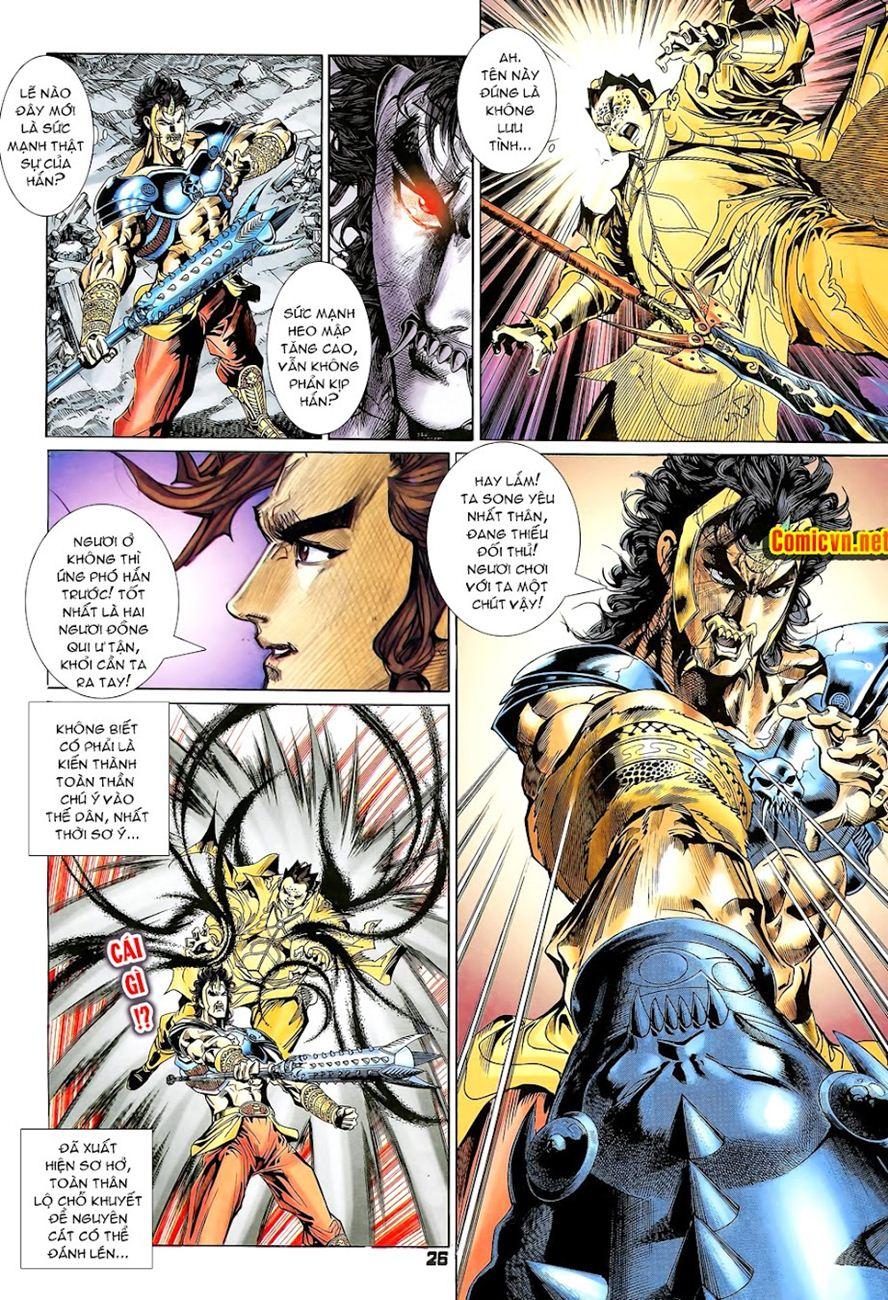 Đại Đường Uy Long chapter 83 trang 2