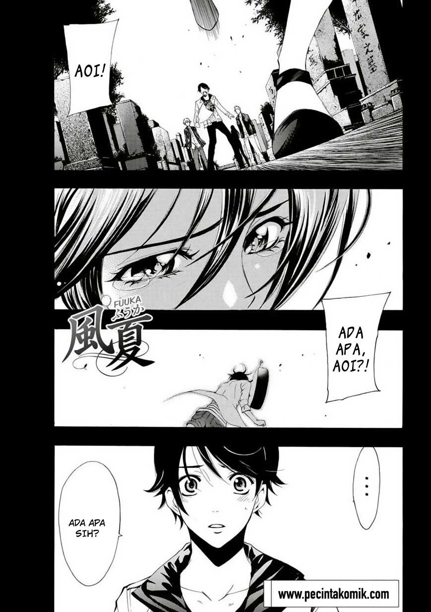 Fuuka Chapter 105-2