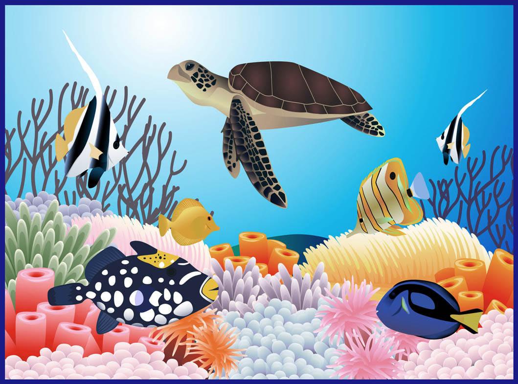 Ms. Brittany's Pre-Kindergarten Blog: Ocean Animals