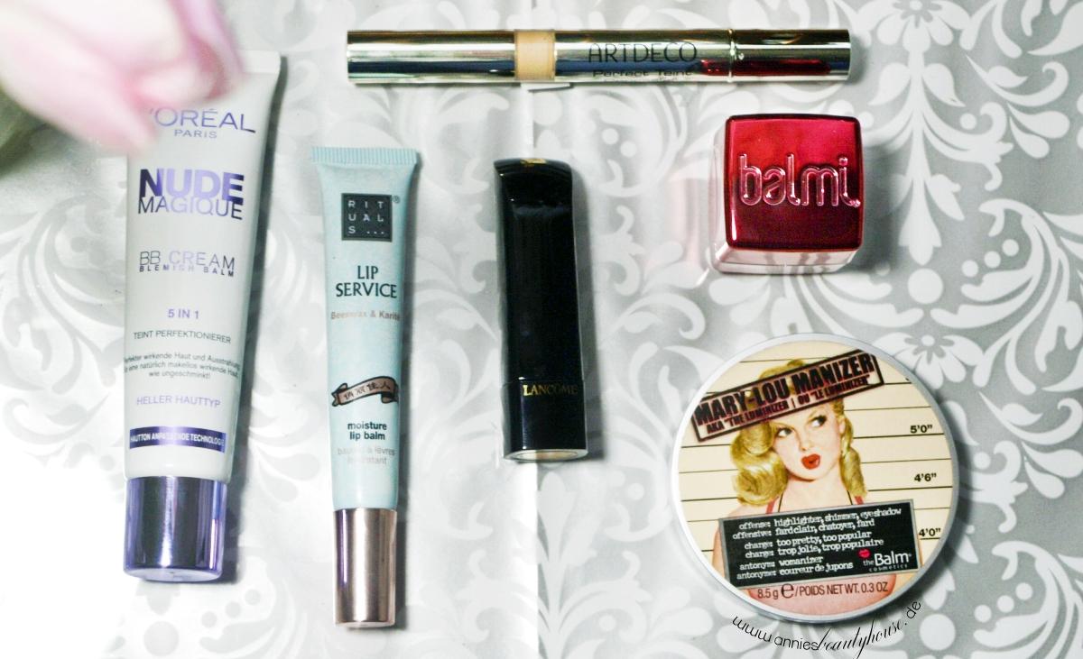 Diese 6 Beauty MustHaves musst Du haben!
