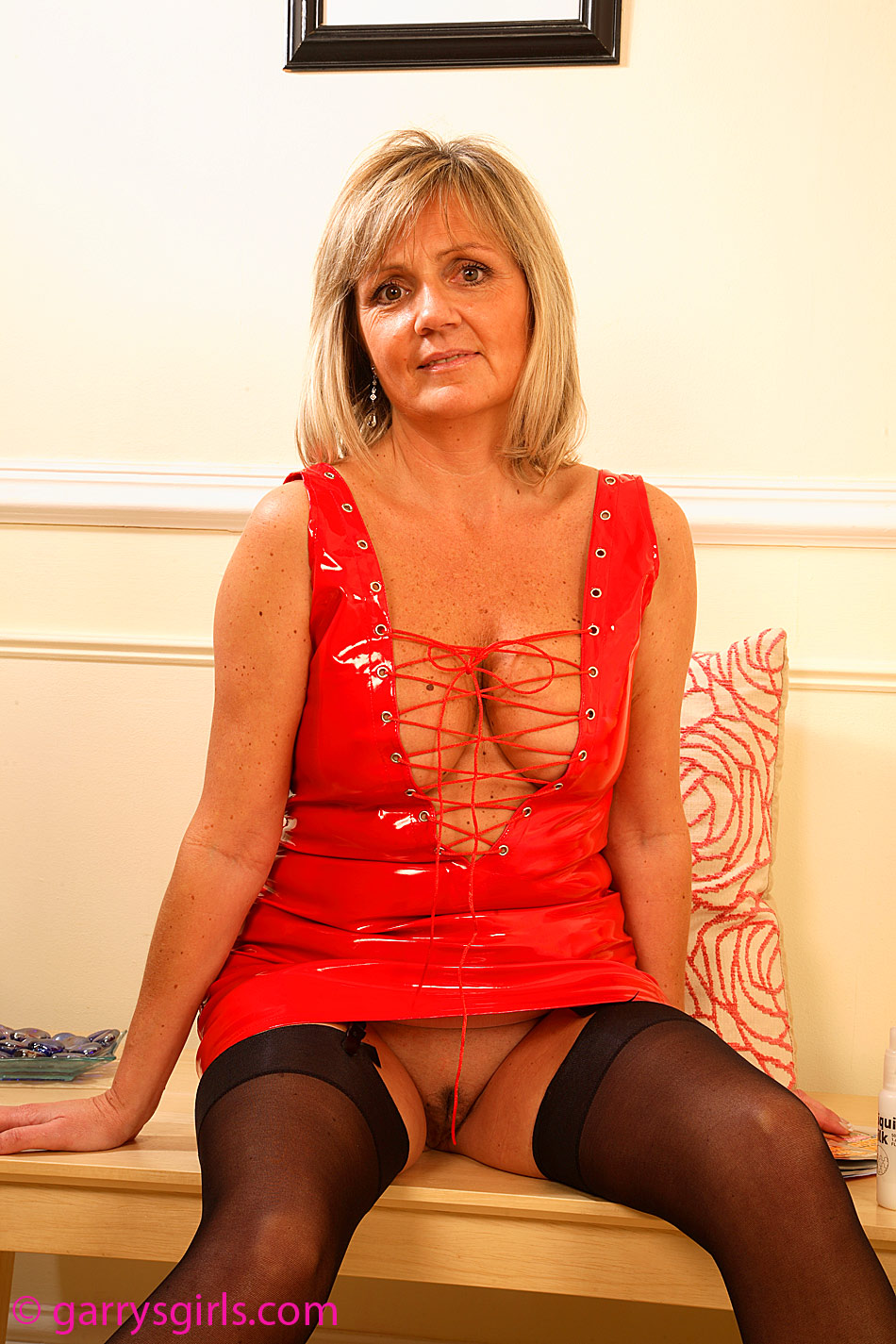 Mature mom janet in fuck date after her divorce Part 3 9