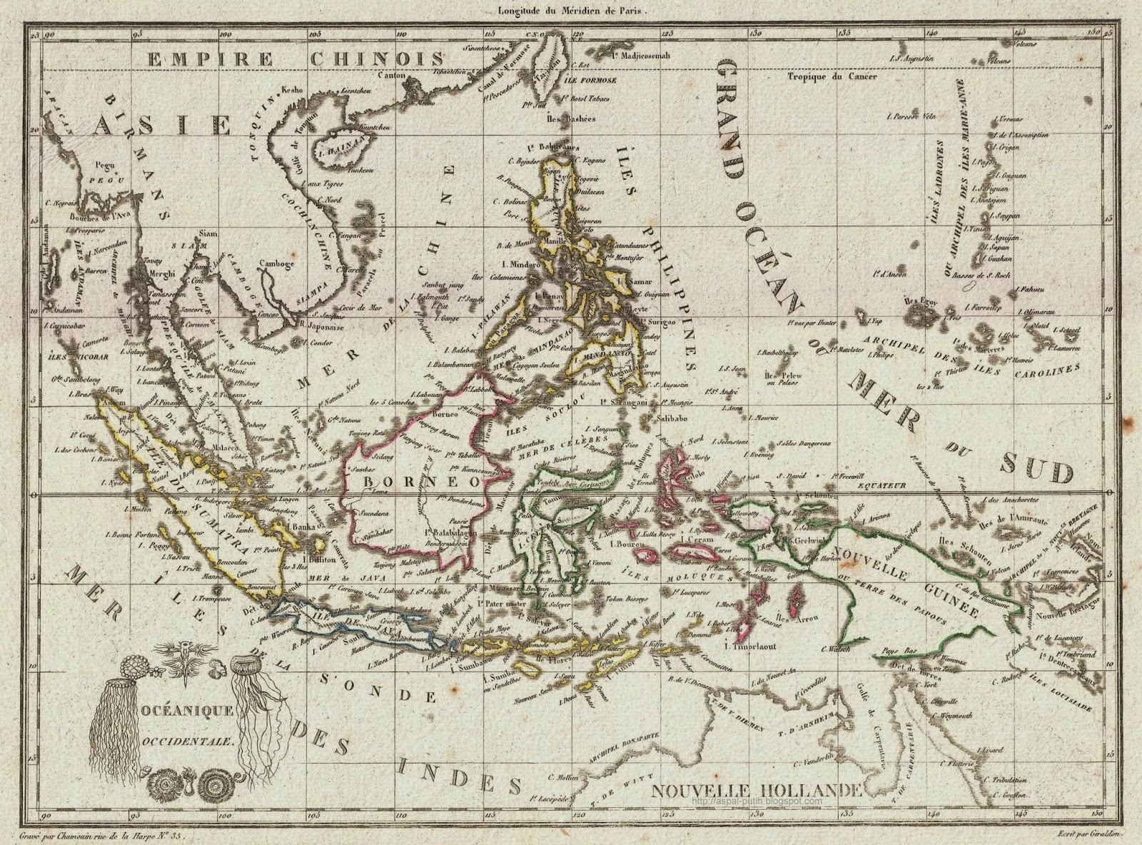 Peta Indonesia 2