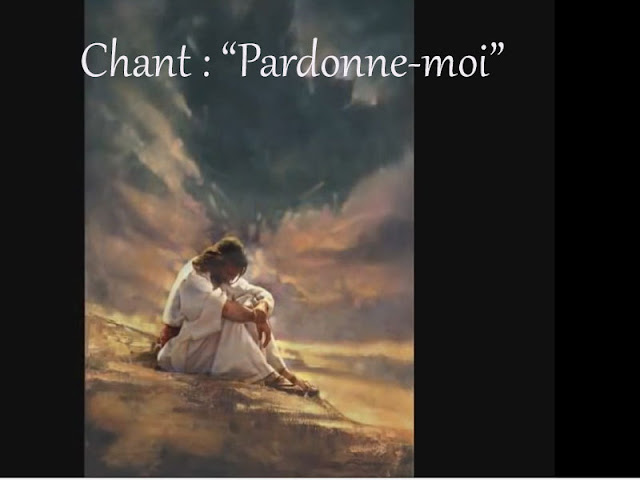 chants sur le pardon