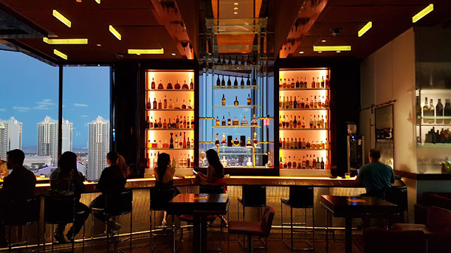 Mandarin Bar em Las Vegas