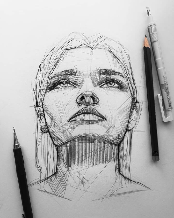 01-Ani-Cinski-Pencil-Drawings-www-designstack-co