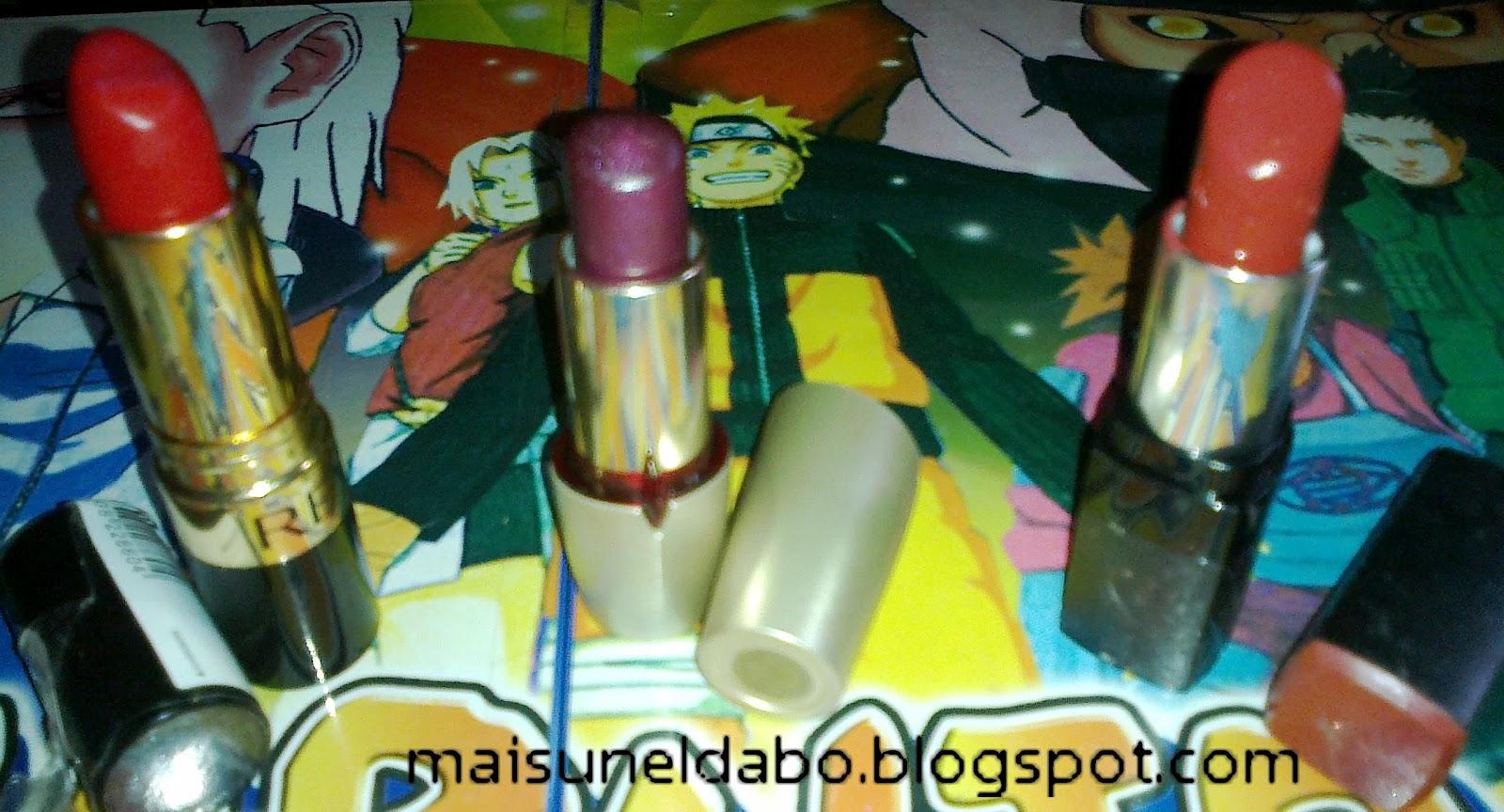 Maisun EL Dabo: Review lipstick Revlon dan Giordani