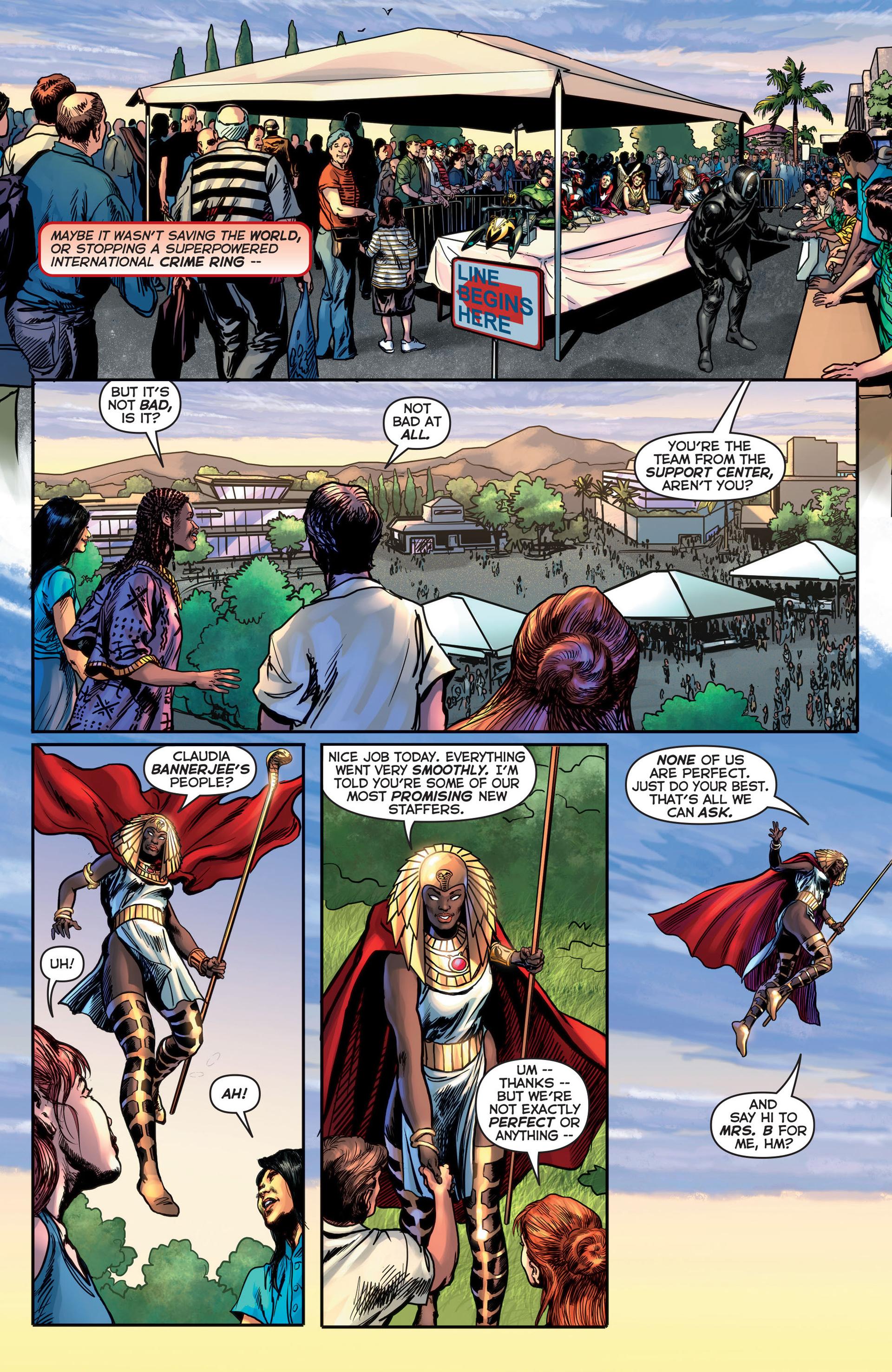 Read online Astro City comic -  Issue #2 - 15