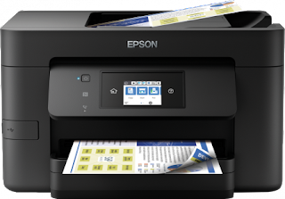 Epson WorkForce Pro WF-3725DWF Treiber Drucker Download