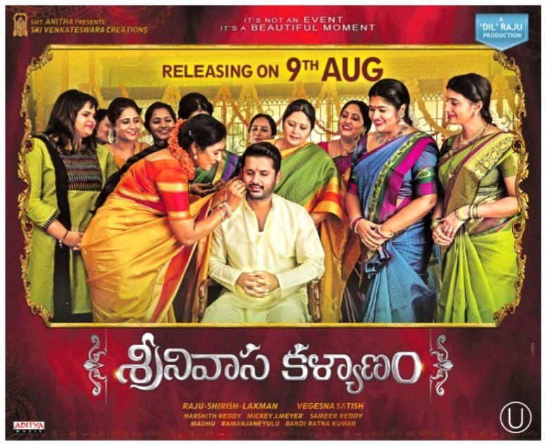 Tvrights Urfingertips Srinivasa Kalyanam Satellite Rights