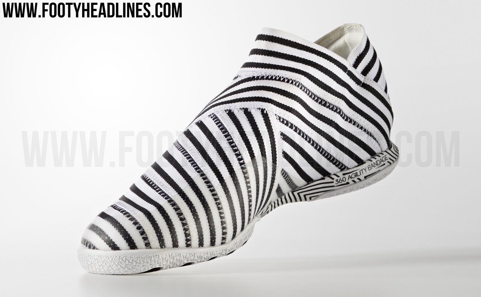 b112f30ec757 ... Adidas Nemeziz Tango 17+ 360Agility Dust Storm Boots Reveale ...