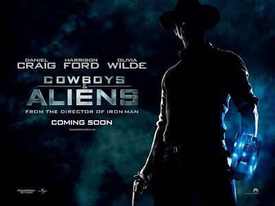 Cowboys Vs Aliens 2