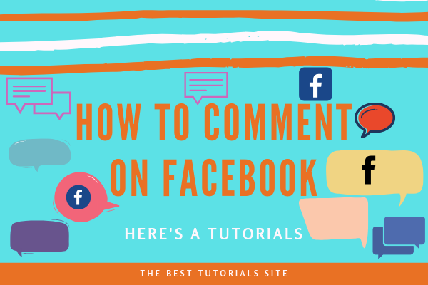Facebook How To Comment<br/>