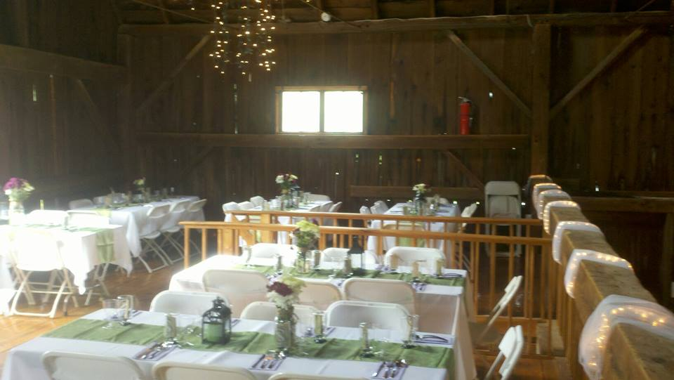 Firehouse DJ & Karaoke Service : Chad And Brionna Wedding