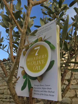 French Village Diaries #GoutdeFrance2019 The 7 Wonders of Olive Oil