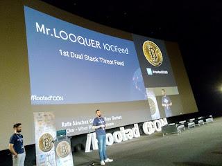 RootedCon 2019 - Rafa Sánchez Gómez y Fran Gómez - IoCker: When IPv6 met malware