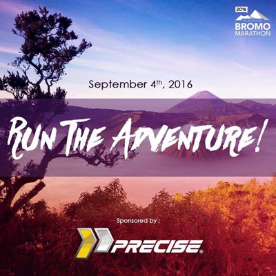 Bromo Marathon 2016