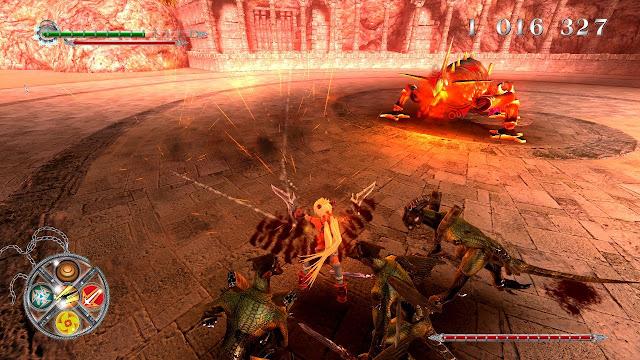 X-Blades PC Full Version Free Download Gameplay 1