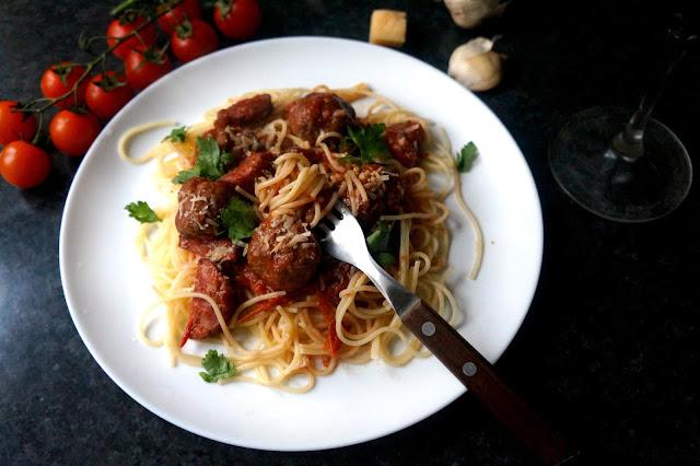 спагетти крестный отец