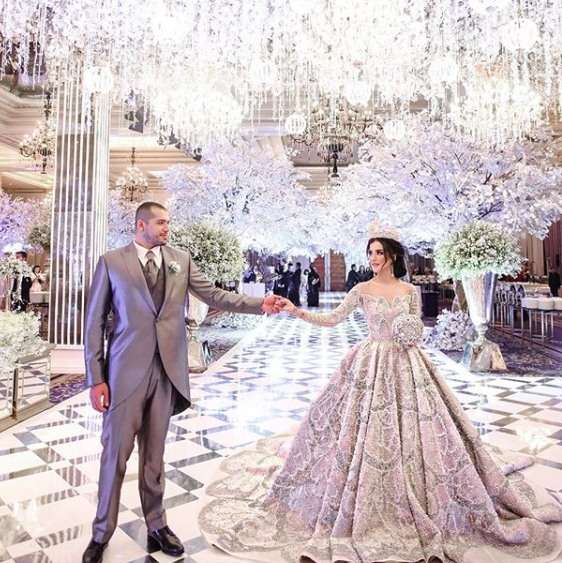 pernikahan tasya farasya beauty vlogger indonesia