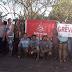 Terceirizados da limpeza no Hospital Regional de Ceilândia estão em greve por salários