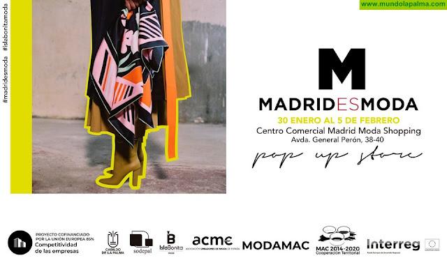 La Palma formará parte de la agenda oficial de Madrid Es Moda a través de Isla Bonita Moda