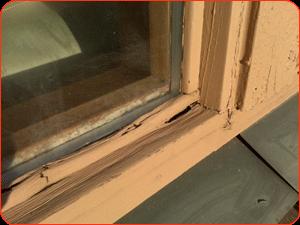 Seal Failure In Windows Seattle Redmond Issaquah Wa