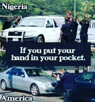 nigerian vs american way of life