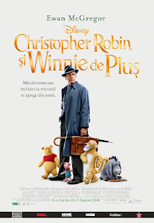 Christopher Robin si Winnie de Plus (2018) dublat in romana
